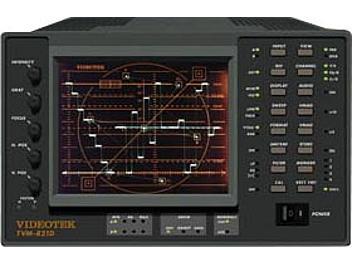 Videotek TVM-821D Waveform/Vectorscope/Phase Monitor NTSC