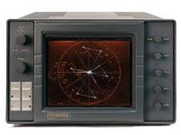 Videotek VSM-61P Broadcast Vectorscope PAL