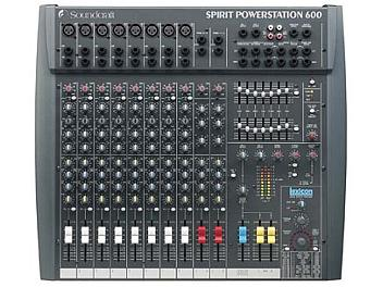 Soundcraft Powerstation 600 Audio Mixer