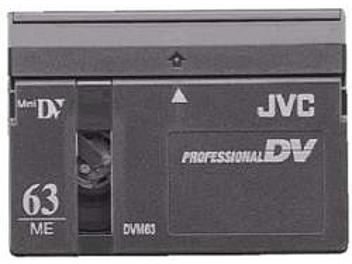 JVC M-DV63PRO mini-DV Cassette (pack 50 pcs)