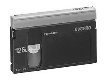 Panasonic AJ-P126LP DVCPRO Cassette (pack 10 pcs)