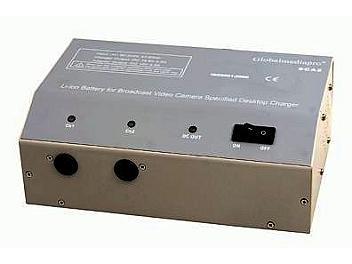 Globalmediapro SCA2 2-channel Charger/ AC Adaptor
