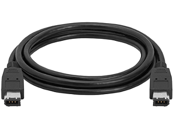 Globalmediapro 1566 6-pin to 6-pin DV (IEEE 1394, Firewire) 4.5m Cable