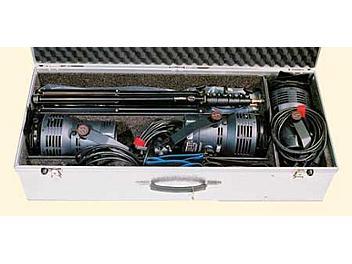 Sachtler S652HS - Reporter 650HS Tungsten Lighting SET 220-230V