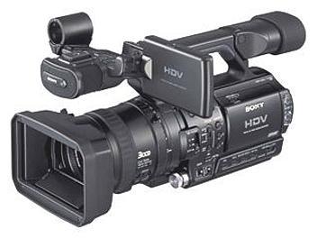 Sony HVR-Z1 HDV Camcorder