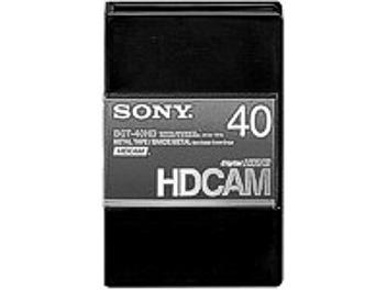 Sony BCT-40HD HDCAM Cassette (pack 10 pcs)