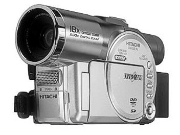 Hitachi DZ-MV550E DVD Camcorder PAL