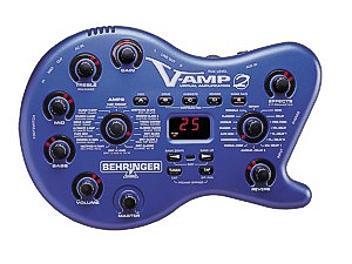 Behringer V-AMP 2 Guitar Amplifier