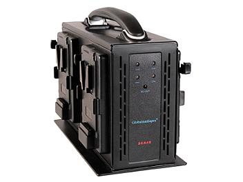 Globalmediapro SCA4S 4-channel V-Mount Charger/ AC Adaptor