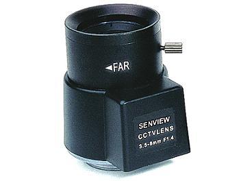Senview TN0358A Auto Iris Lens