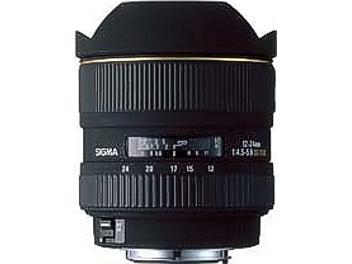 Sigma 12-24mm F4.5-5.6 EX DG ASP HSM Lens - Nikon Mount