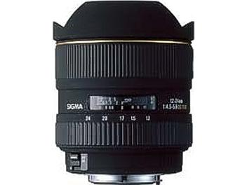 Sigma 12-24mm F4.5-5.6 EX DG ASP Lens - Pentax Mount