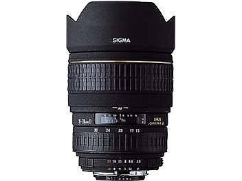 Sigma 15-30mm F3.5-4.5 EX DG ASP Lens - Nikon Mount