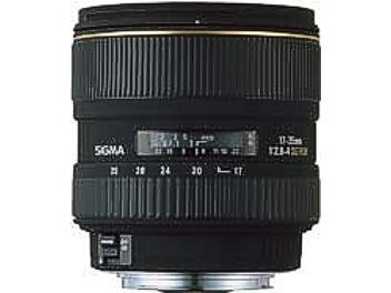 Sigma 17-35mm F2.8-4 EX DG ASP HSM Lens - Canon Mount