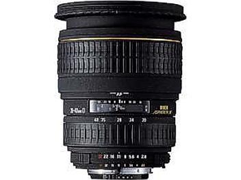 Sigma 20-40mm F2.8 EX DG ASP Lens - Canon Mount