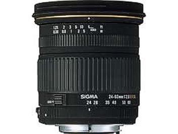 Sigma 24-60mm F2.8 EX DG Lens - Pentax Mount