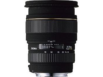 Sigma 24-70mm F2.8 EX DG Macro Lens - Canon Mount