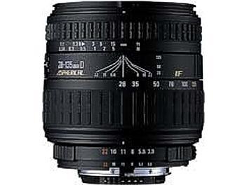 Sigma 28-135mm F3.8-5.6 ASP IF Macro Lens - Pentax Mount