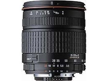 Sigma 28-200mm F3.5-5.6 ASP Macro Lens - Nikon Mount