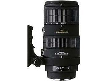 Sigma APO 80-400mm F4.5-5.6 EX OS Lens - Canon Mount