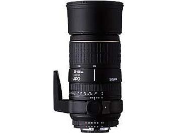 Sigma APO 135-400mm F4.5-5.6 ASP Lens - Canon Mount