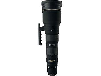 Sigma APO 300-800mm F5.6 EX DG HSM Lens - Nikon Mount