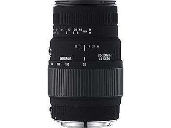Sigma 70-300mm F4-5.6 DG Macro Lens - Sigma Mount