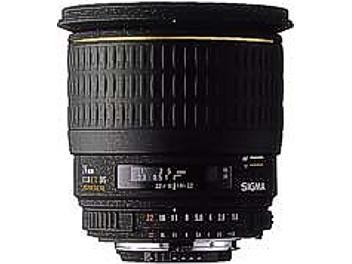 Sigma 24mm F1.8 EX DG ASP Macro Lens - Nikon Mount