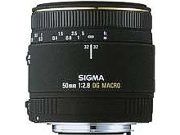 Sigma 50mm F2.8 EX DG Macro Lens - Nikon Mount