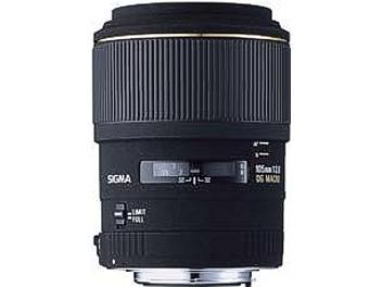 Sigma 105mm F2.8 EX DG Macro Lens - Canon Mount