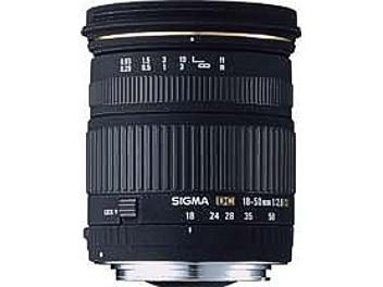 Sigma 18-50mm F2.8 EX DC Macro Lens - Sigma Mount