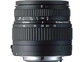 Sigma 18-50mm F3.5-5.6 DC Lens - Sigma Mount