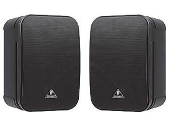 Behringer MONITOR SPEAKERS 1C Compact Speakers (Pair)
