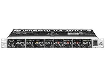 Behringer POWERPLAY PRO-8 HA8000 Amplifier