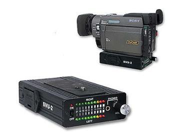 BeachTek SVU-2 Stereo VU Meter