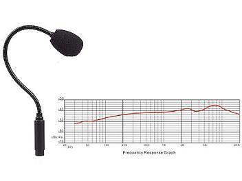 Globalmediapro MC-33G Gooseneck Condenser Microphone