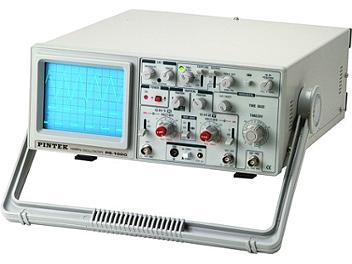Pintek PS-1000 Analog Oscilloscope 100MHz