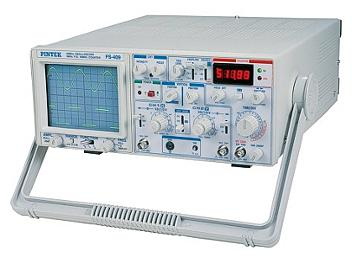 Pintek FS-409 Analog Oscilloscope with FG and Counter 40MHz
