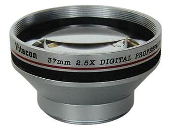 Vitacon 2537 37mm 2.5x Tele Conversion Lens