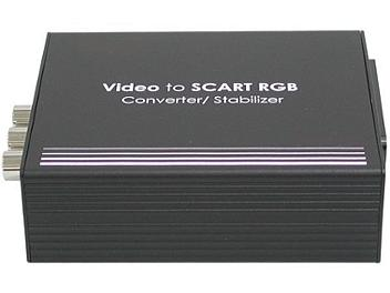 Globalmediapro V-102 Video to SCART Converter