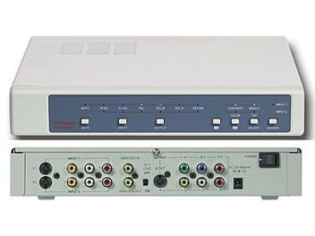 Globalmediapro F-301 Multi-system Digital Converter with TBC and Genlock