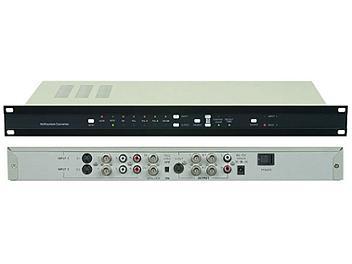 Globalmediapro F-401 Multi-system Digital Converter with TBC and Genlock