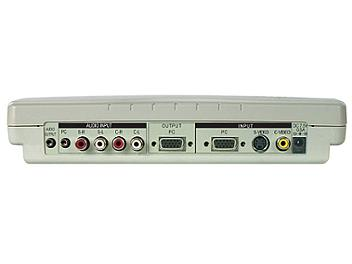 Globalmediapro P-207 Video to XGA Converter with PC and Audio Bypass