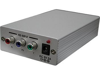 Globalmediapro D-105 Component to DVI Converter