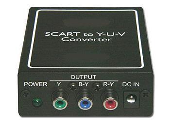 Globalmediapro V-103 SCART to YUV Converter