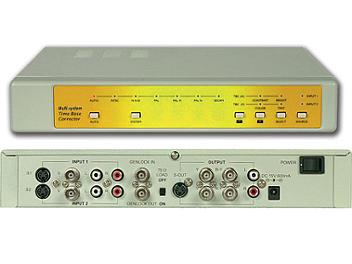 Globalmediapro X-301 Multisystem Time Base Corrector