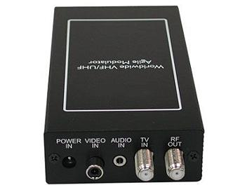 Globalmediapro U-101A VHF-UHF Home Agile Modulator (45-70MHz)