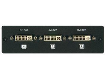Globalmediapro Y-101D4 1x4 DVI Distributor / Amplifier