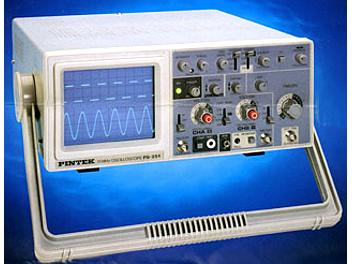 Pintek PS-251 Analog Oscilloscope with Component Tester 25MHz