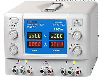 Pintek PW-4033 DC Power Supply